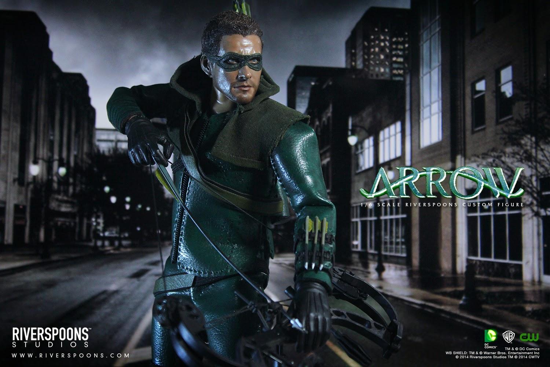 [Riverspoons Studios] Arrow 1/6 scale Riverspoons_02_background