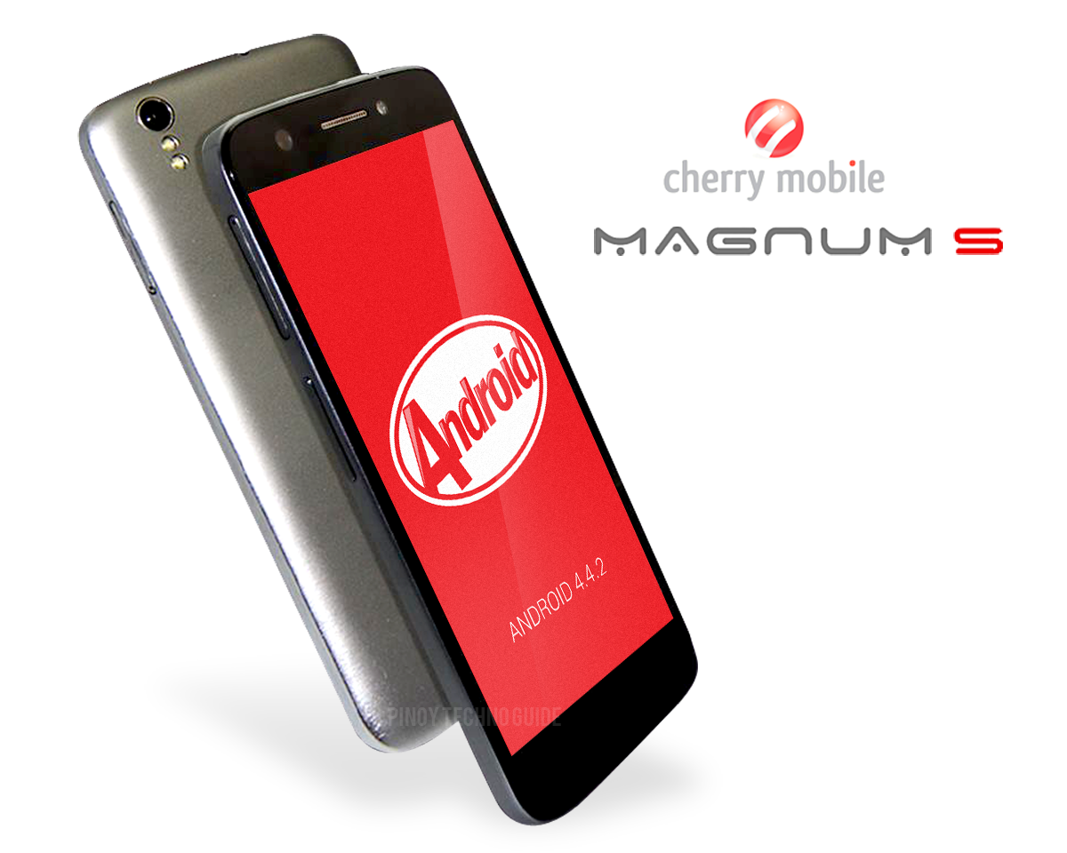 Cherry Mobile Magnum S – Octa Core, Kitkat, 18MP Cam, USB OTG and More for ₱9,999