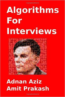 good algorithm book for interviews