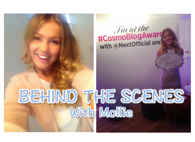 BRAND NEW VLOG! Behind the scenes at The Cosmo Blog Awards & Schools Tour ♡