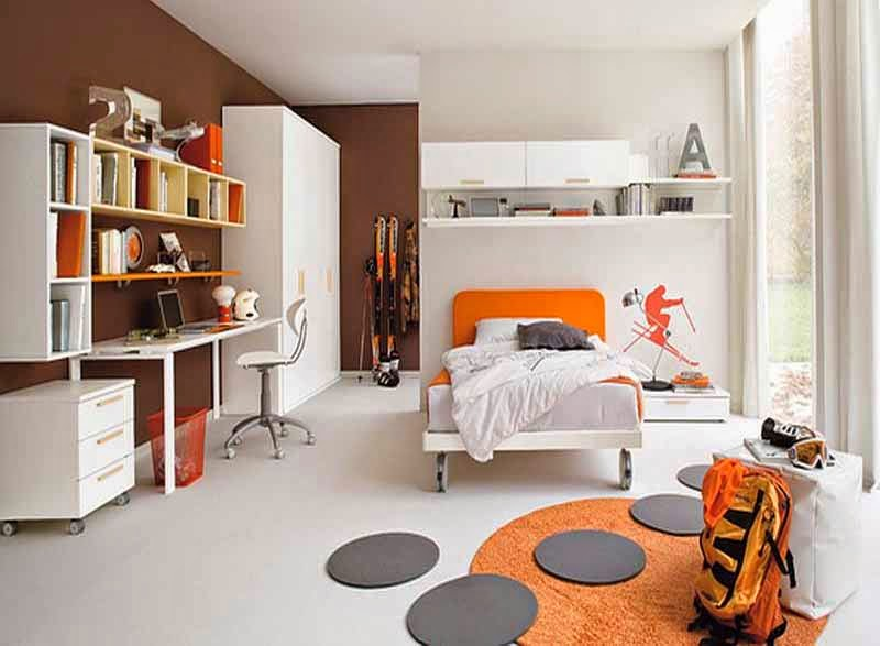 Desain kamar tidur anak muda keren 2