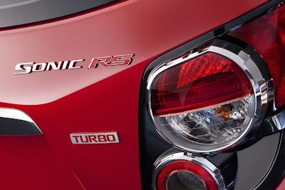 2013 Chevrolet Aveo RS