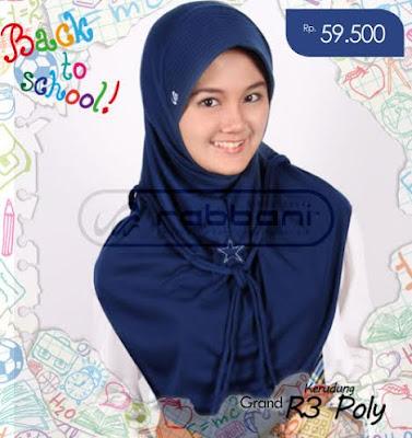 hijab rabbani untuk remaja