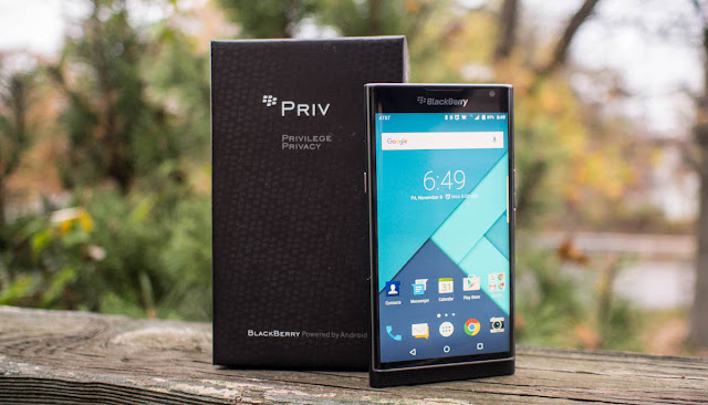 BlackBerry migra a Android