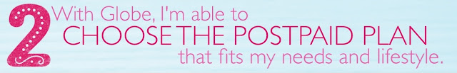 I'm able to choose the postpaid plan that fits my needs and lifestyle.