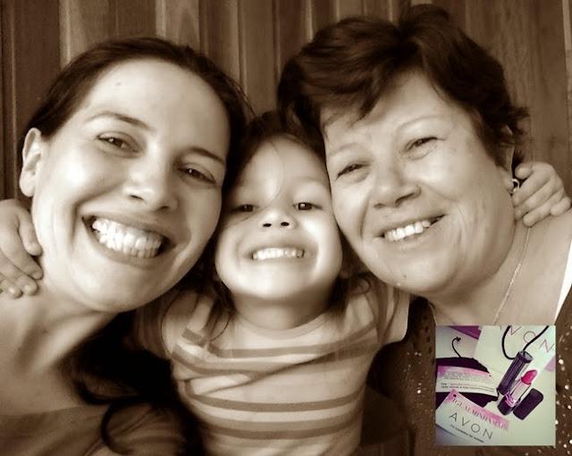 Dia das Mães, Avon, Batom, Rosa, Sexy, Colordisiac, Recebido, Resenha, Parceria, Revendedora Avon,  #IgualMinhaMãe