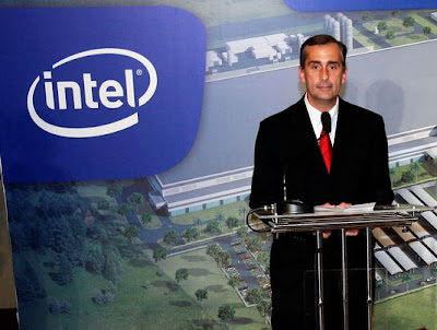 Brian Krzanich will become, from 16 May the new general manager of Intel. After more than 30 years in the company, he will succeed Paul Otellini