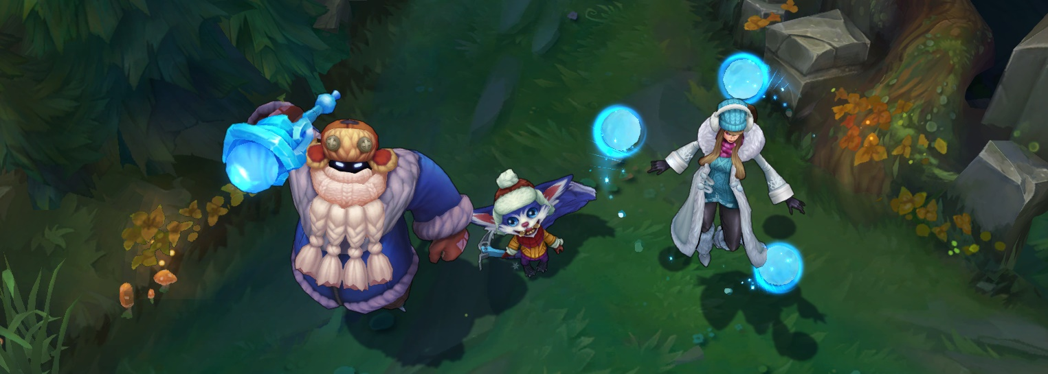 skins League of legends syndra