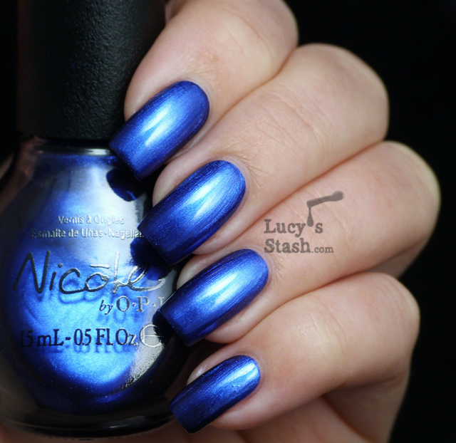Lucy's Stash - Nicole by OPI What&#8217;s The Mitch-uation?