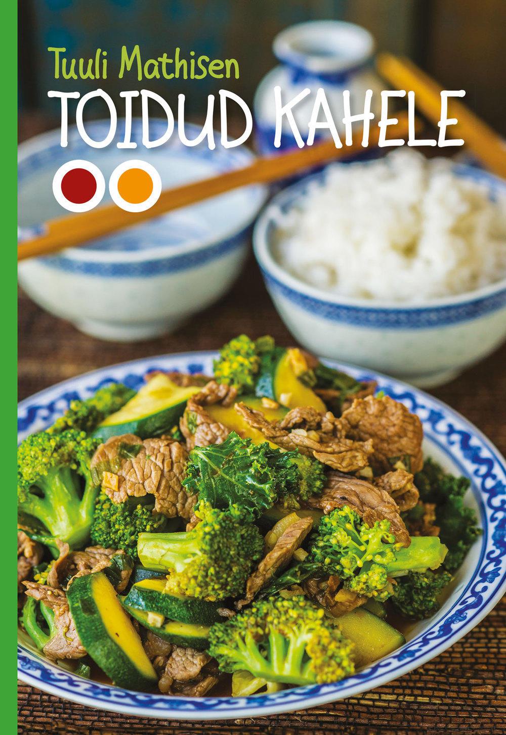 Uus raamat. Toidud kahele