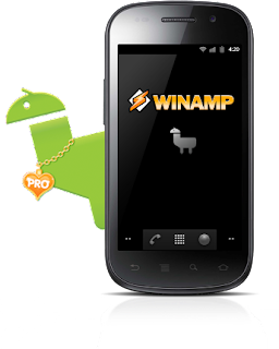 Winamp Aplikasi Android