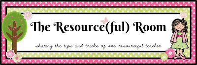 The Resource(ful) Room!