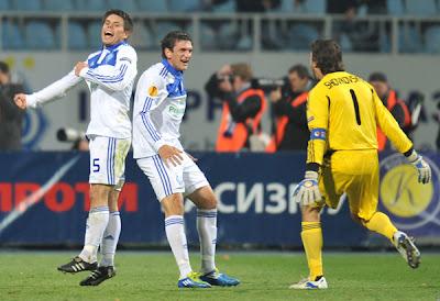 Dynamo Kyiv 1 - 0 Besiktas (1)
