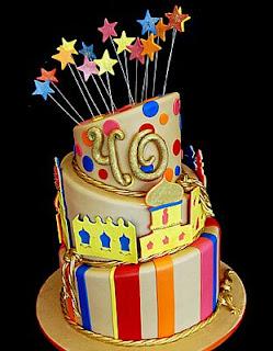 Tortas Arabes para Cumpleaños