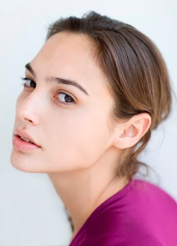 Gal Gadot no make-up