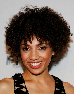 Short Curly Black Hairstyle Picture Gallery - Celebrity Black Curly Hairstyle Ideas for Girls