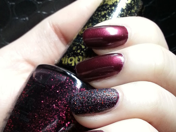 OPI Stay The Night - Liquid Sand