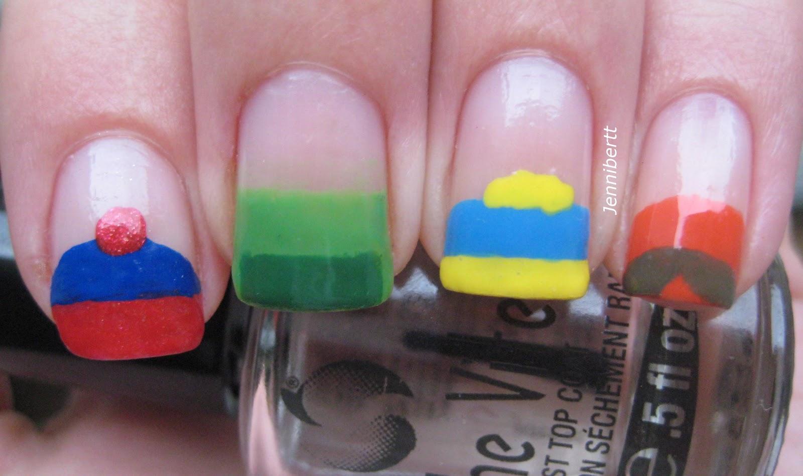 Jennibertts Nails South Park Nails