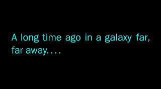 a long time ago in a galaxy far, far away