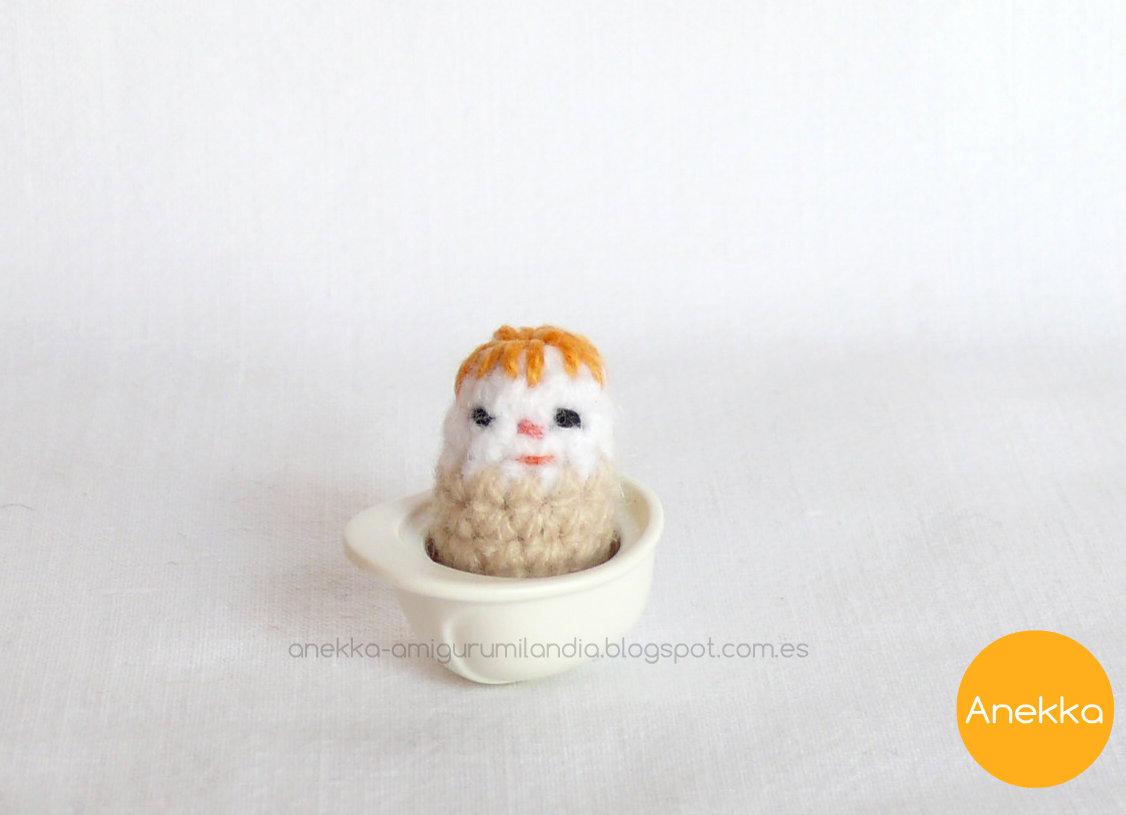 miniature crochet anekka handmade