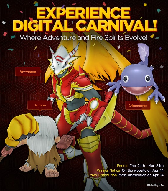 [Evento-GDMO] Experiencia o Carnaval Digital (27.01.15) Vritramon1