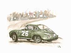 Porsche 356 B, 1964