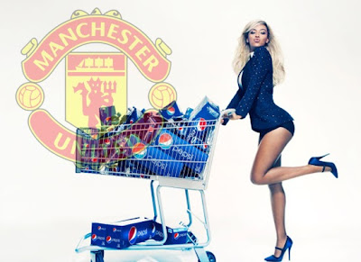 PepsiCo Signs deal With Manchester United 2013