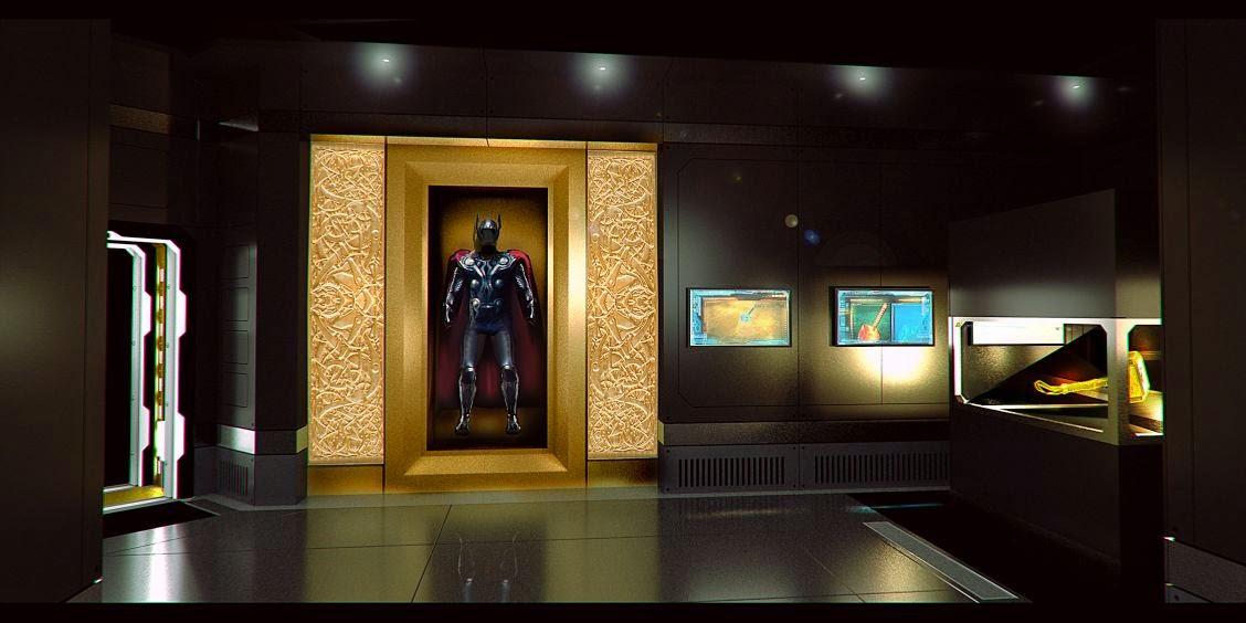 Dica - Estação Marvel