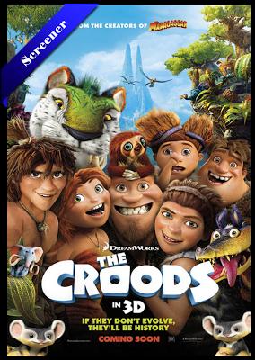 Los Croods Una Aventura Prehistorica Screener