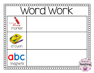 https://www.teacherspayteachers.com/Product/Word-Work-Activity-1333551