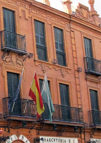 Hotel Baco, Seville, Spain