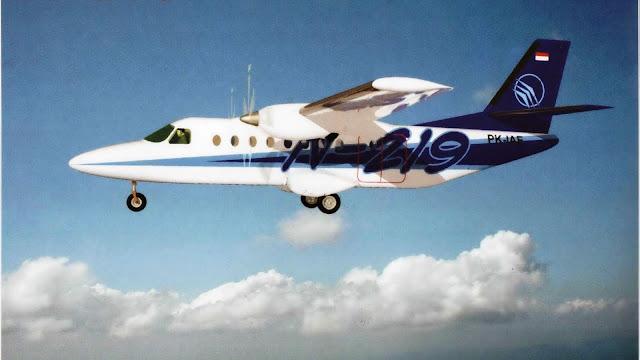 Lion Air Akan Beli 50 Pesawat N-219 Buatan PT DI