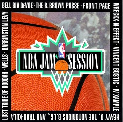 VA - NBA Jam Session