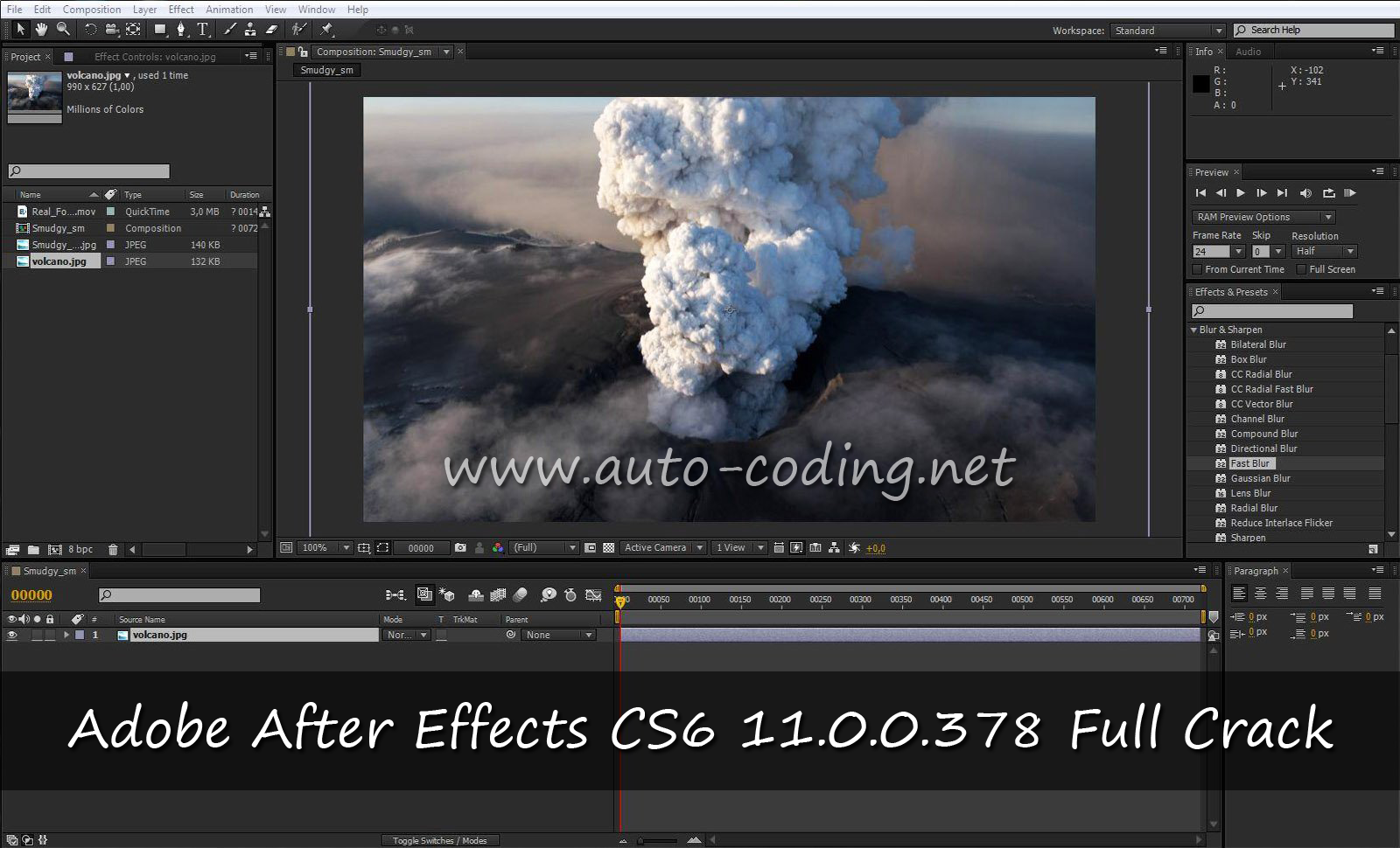 adobe after effects full crack