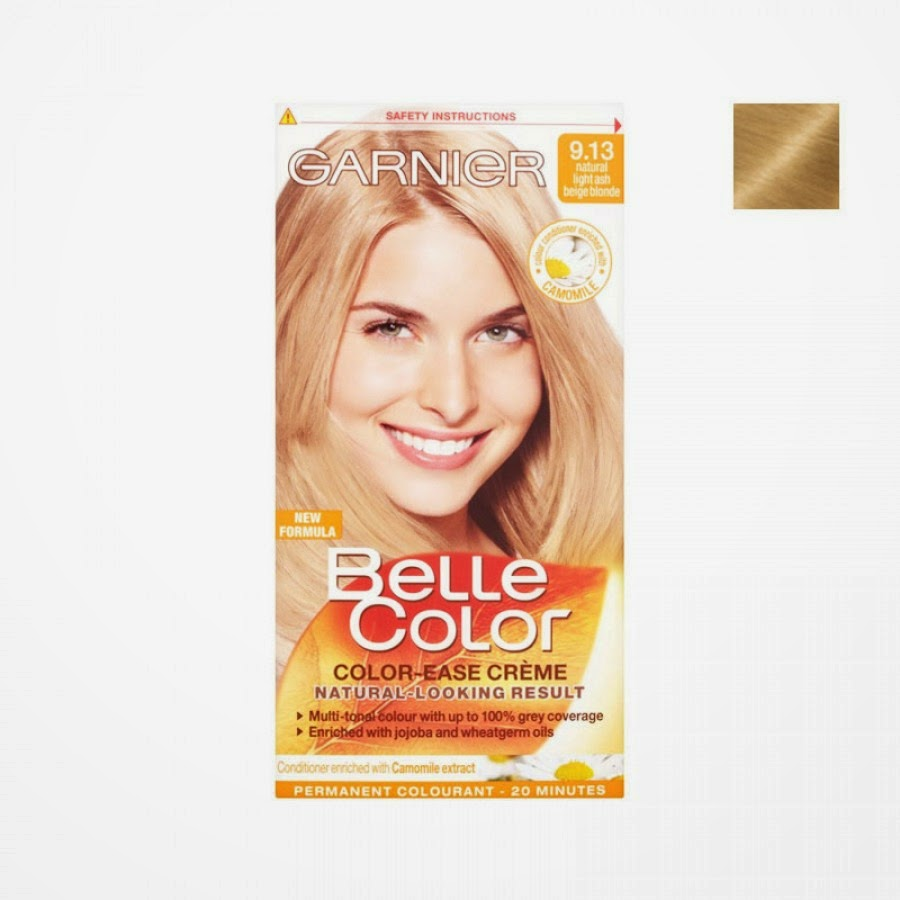 i decided to use belle colors natural light ash beige blonde as ash blonde is meant to tone orange down to a more muted yellow this was added to my whole - Belle Color Mousse
