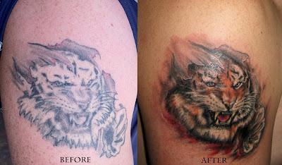 tatuaj tigru