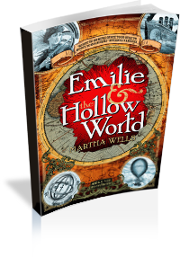 Book Cover: Emilie and the Hollow World by Martha Wells