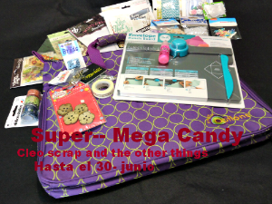 SUPER-- MEGA CANDY