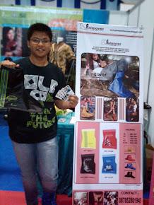 Mengkuti pameran produk di Jatim Expo 2011