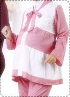 model baju hamil muslim muslimah