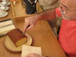 Munchies - Crispin's Lemon Drizzel Cake
