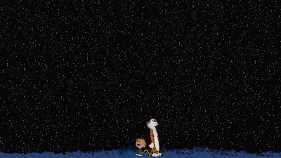 Bill Watterson, Calvin & Hobbes, Calvin e Haroldo, Céu Estrelado