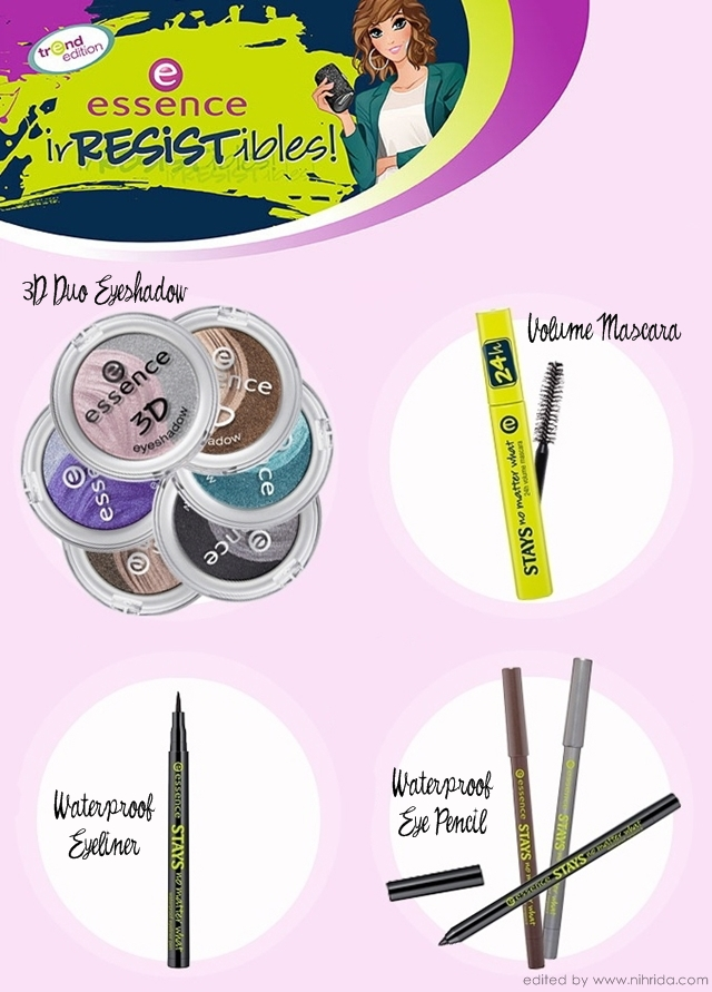 Essence Irresistibles Trend Edition