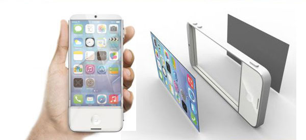 Apple iCamera concept part of the creative imagination
