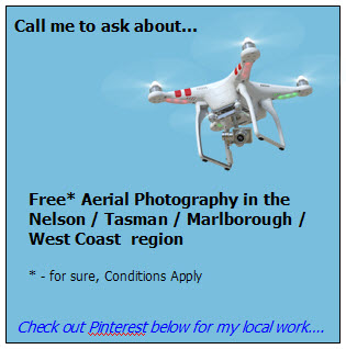 Aerial Photography Nelson