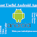 10 Most Important Apps for Android Phone download from Google Play store