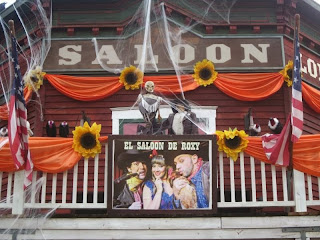 Saloon de Roxy in Port Aventura