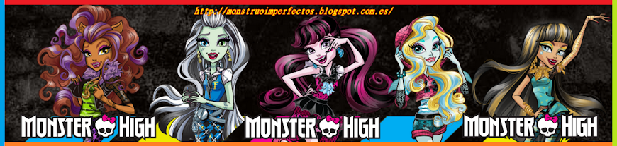 "REGRESA A LOS ORÍGENES... ¡REGRESA A ""MONSTER HIGH""!"