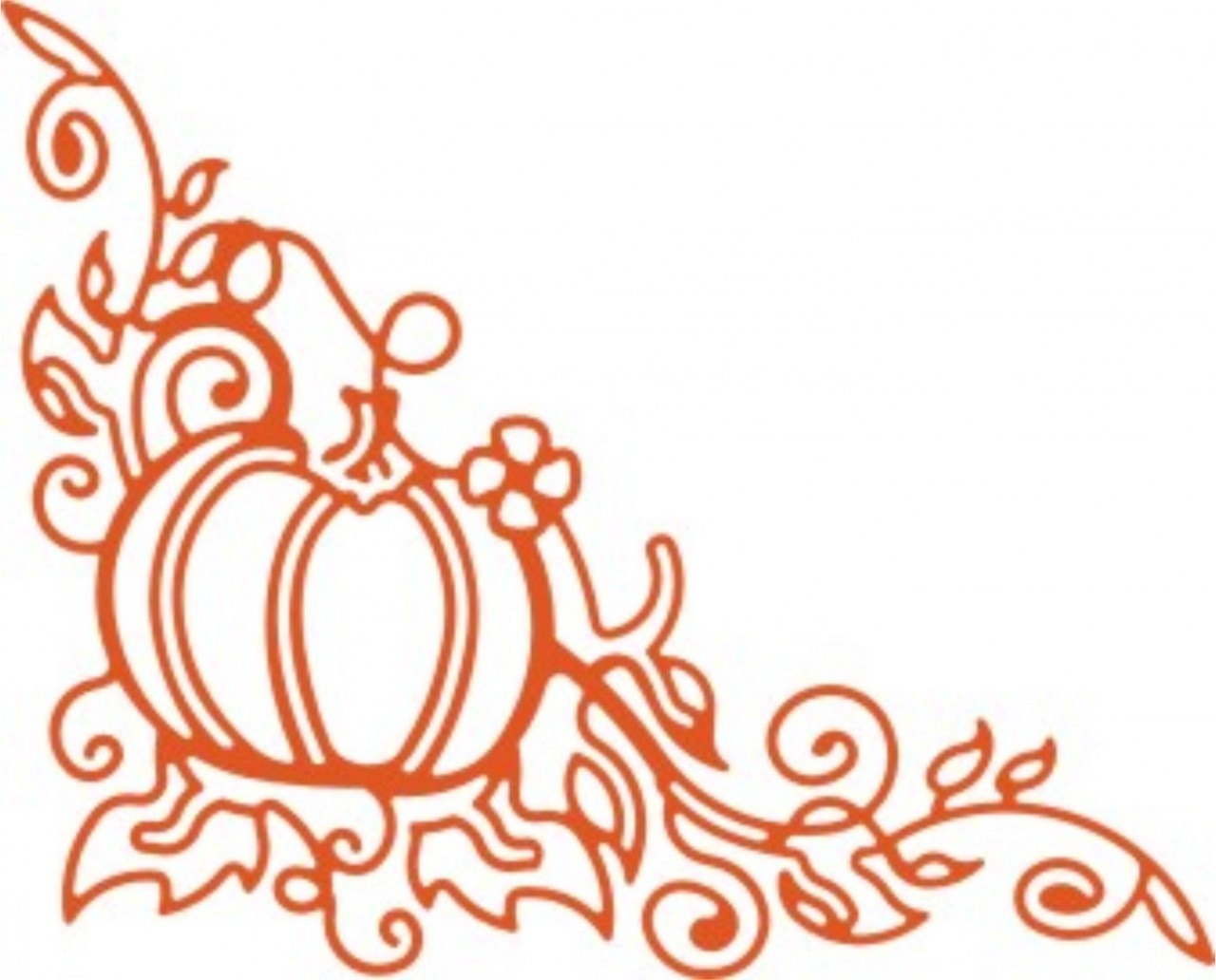 Displaying 18> Images For - Pumpkin Border...