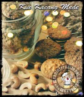 Cara Membuat Kue Kacang Mede Istimewa Nikmat dan Gurih